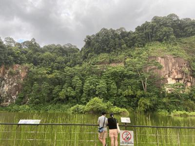 View of the Singapore Quarry